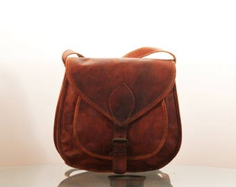 Guitar Leather bag