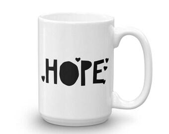 Hope Unique Coffee Mug
