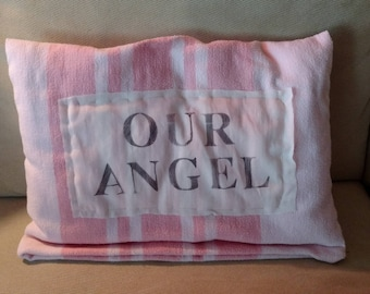 Personalized   pillow, handmade, , decor pillows, pillow saying, nursery, baby gift, baby shower, gifts