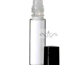 72 Glass Roll On Bottles - 10 ML