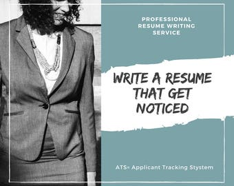 modern resume writing