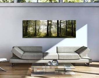 Canvas Painting - Forest