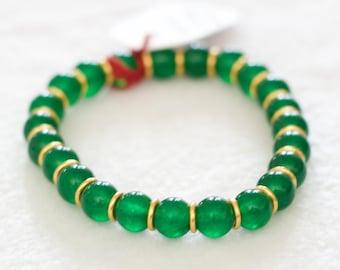 hand made quarts bracelet