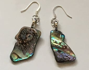 Abalone/Paua Shell Earrings