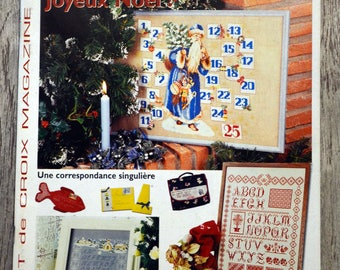 Magazine 16 - Merry Christmas cross stitch! (Embroidery)