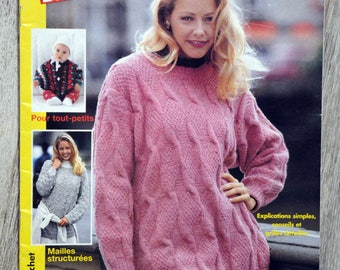 Diana mesh magazine for 17 - winter (knit)