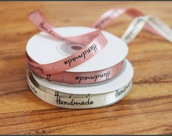 Hand made ribbon