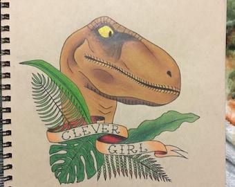 Original Velociraptor Drawing