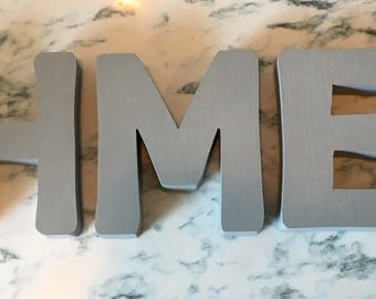 HME for Home Letter Set