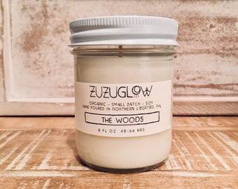 The Woods Scented Candle