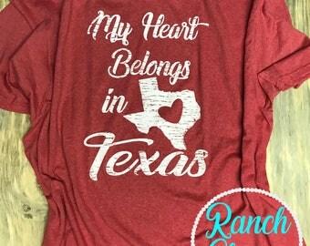 My Heart Belongs in Texas