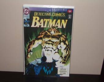 Detective Comics #666 Batman
