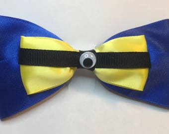 Minion inspired bow (1)