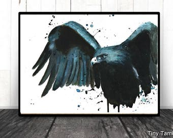 eagle- Print  Poster