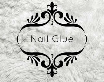 Nail Glue | Press on Nails | Custom Nails | Reusable