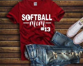 softball mom shirts etsy