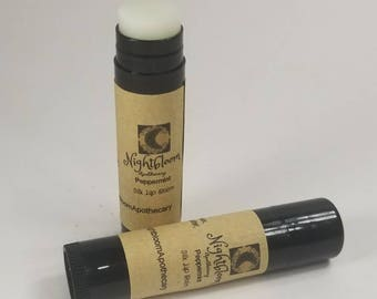 Peppermint All Natural Silk Lip Balm