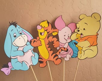 Winnie the Pooh and Friends Centerpiece, Pooh Party Decor
