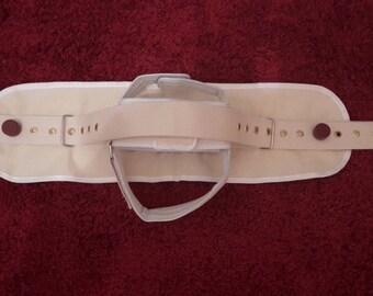 Head restraint Immobilizer head fixation bondage Extreme