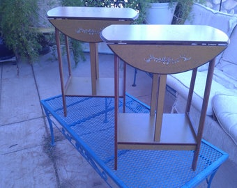 2 Side tables.  Local phoenix only.  No ship