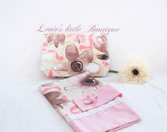 Diaper Bag and Cosmetic Bag