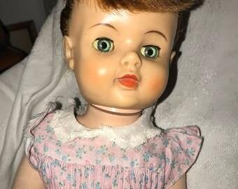 1950s Eegee walker doll