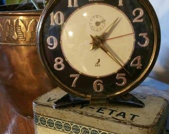 Vintage JAZ Alarm Clock. Works Beautifully.