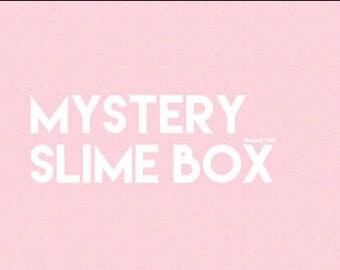 COMES W/ FREE SLIME! Choose Your Slime Box! Mystery Pack! Lots of options! Comes w Extras!