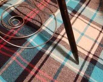 Ziricote slimline pen