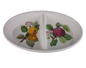 Pomona Two Side Dish from Portmeirion (apples)