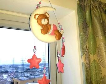 Baby Crib Hanging Toy