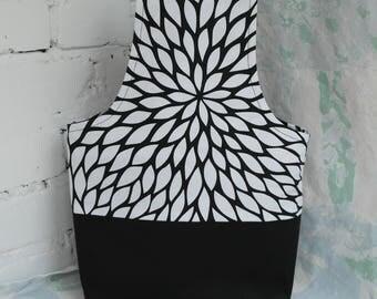 Knitting bag Bag for knitting Handcraft bag Crochet Projects Yarn Bag Project Bag Sock project bag Crochet project bag Knitting Crochet