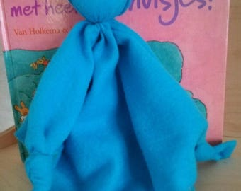 Doll Aqua Blue