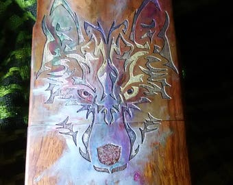 Enchanted by the Wolf iPhone7 case
