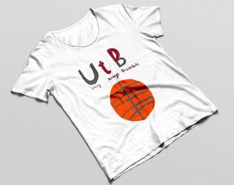 Unity Through Basketball 'LB' Kids T-shirt