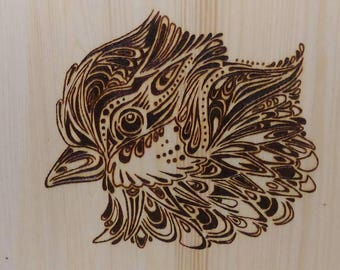 Pyrography art, ask for your faborite prints