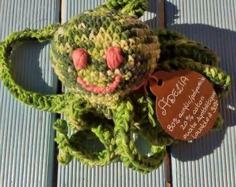 Octopus plush ~ Adelia