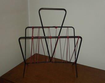 porte revues etsy. Black Bedroom Furniture Sets. Home Design Ideas