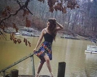 The Kaleidoscope Butterfly Skirt