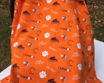 Clemson Carseat Cover Canopy