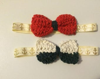 Ready to ship crochet headbands
