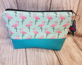 Make-up bag Flamingo