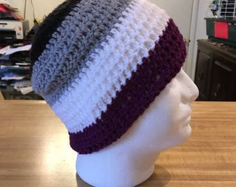 Demiromantic Pride Fitted Hat
