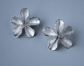 Apple Blossom Earrings (large)