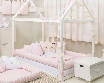 Bumper Pillows Set