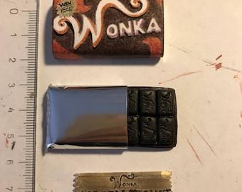 Wonka bar choclate
