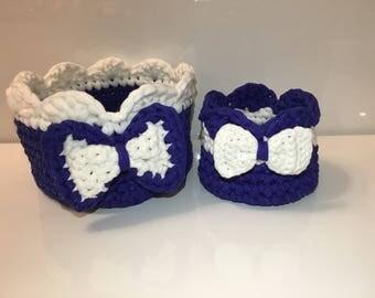 Beautiful hand made baskets