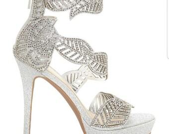 4 1/2 inch heel