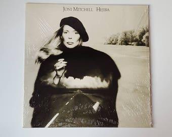 Joni Mitchell- Hejira - 1976 Vinyl Record