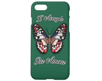 Case for iPhone x case Gucci iPhone 8 case 8 plus iPhone 7 case 7 plus iPhone 6s, 6s plus iPhone 6, 6 plus 5, 5s, se, BUTTERFLY